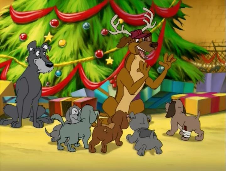Мультфильм новый год и рождество