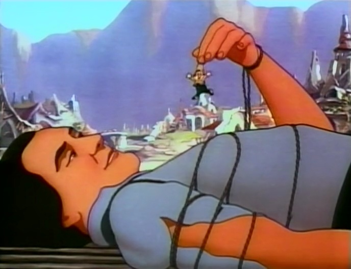 Порно видео гулливер мультфильмы