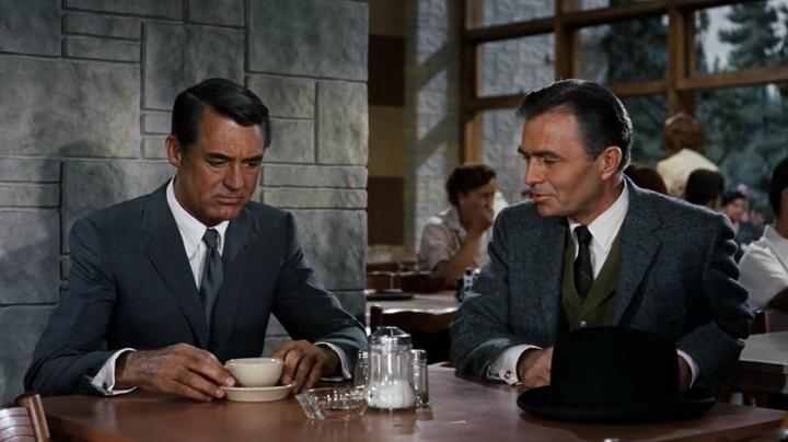 На север через северо-запад (1959) скачать бесплатно в хорошем ...