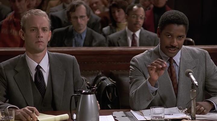 Филадельфия (1993) - смотреть онлайн фильм бесплатно