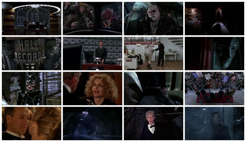 Бэтмен возвращается (1992) смотреть онлайн бесплатно