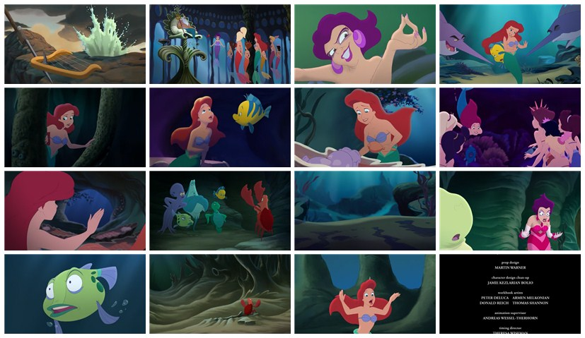 как русалочка познакомилась с принцем