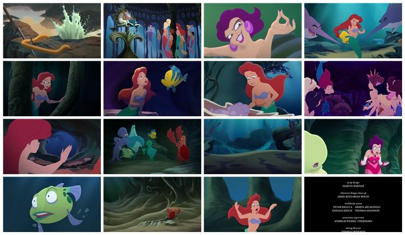 смотреть русалочка знакомство с принцем