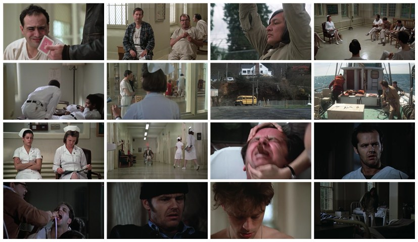 a movie review of one flew over the cuckoos nest Movies you should have seen: one flew over the cuckoo's mental illness miloš forman movie reviews movies you should have seen one flew over the cuckoo's nest.